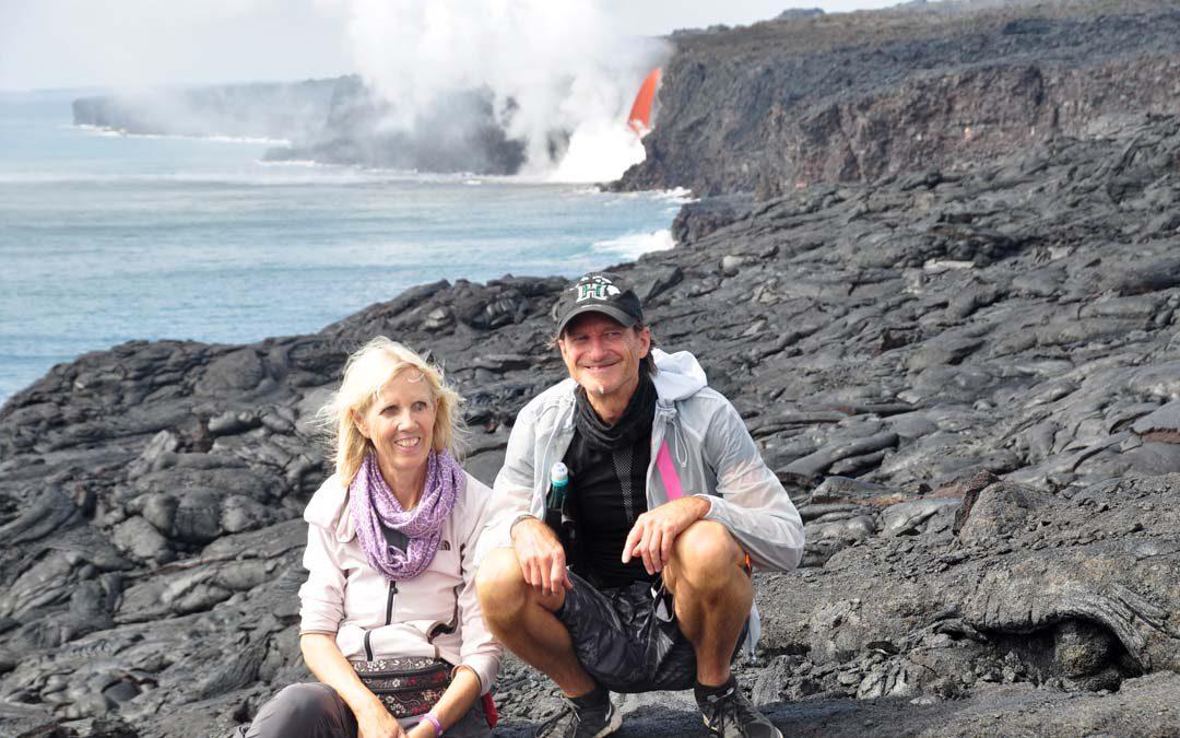 Hawai'i – Feuer und Wasser
